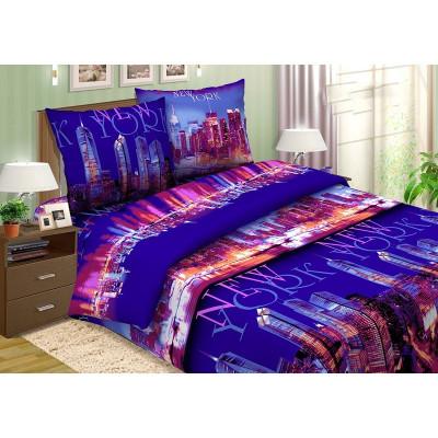 Комплект постельного белья Поплин КПБ10