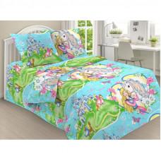 Комплект постельного белья 1.5 спальный КПБ55