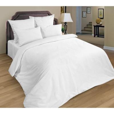 Комплект постельного белья 1.5 спальный Бязь Отбеленная
