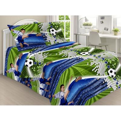 Комплект постельного белья 1.5 спальный Футбол