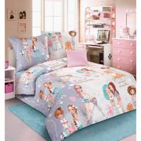 1.5 спальный КПБ45 GIRLS