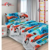 Комплект постельного белья 1.5 спальный КПБ52