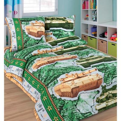 Комплект постельного белья 1.5 спальный КПБ22