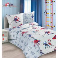 1.5 спальный Поплин КПБ64